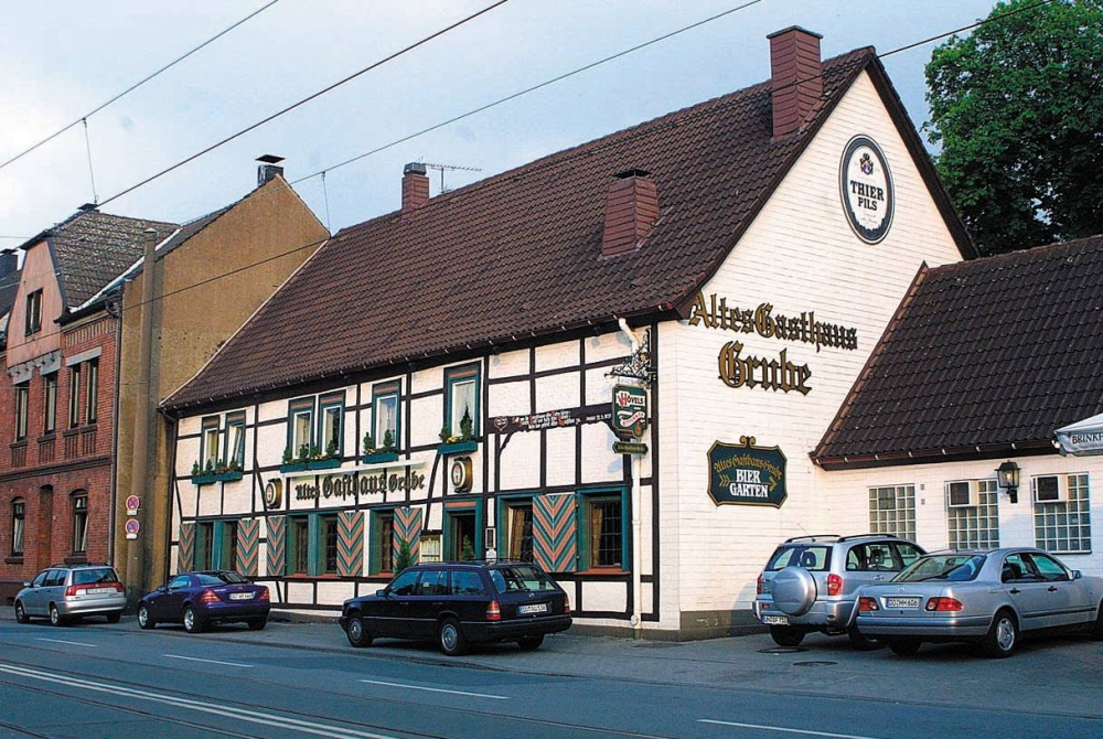 Website-Relaunch Altes Gasthaus Grube